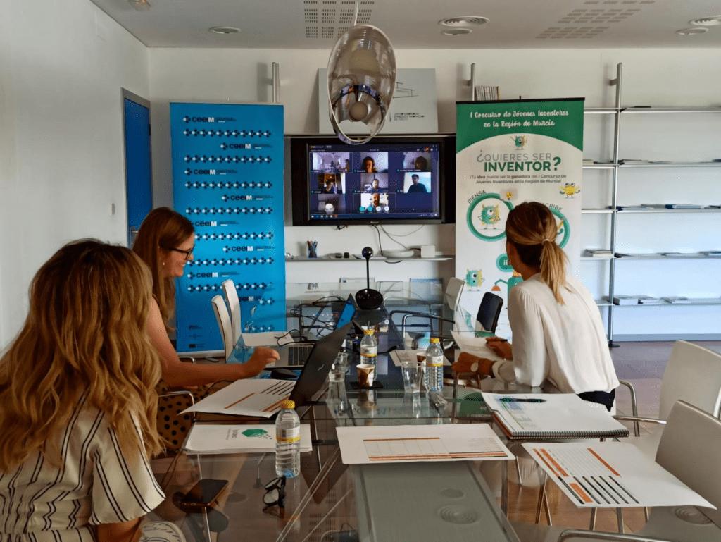 La I edición de #INNOTECA2020 I Concurso de Jóvenes Inventores de la Región de Murcia llega a su fin 1