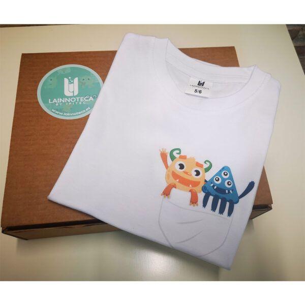 Camiseta niño/niña Walfy e Idealina 4