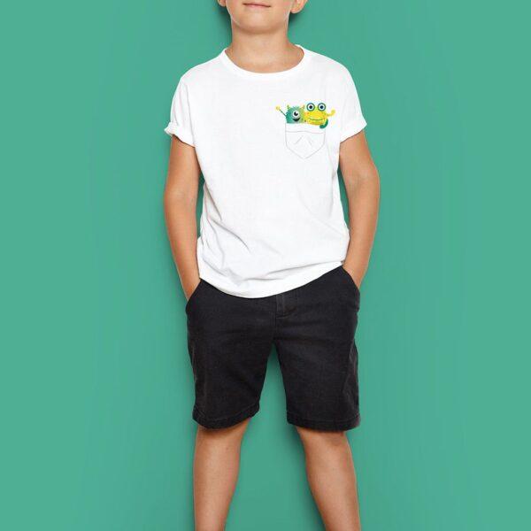 Camiseta niño/niña Pirtoco y Geniótika 1