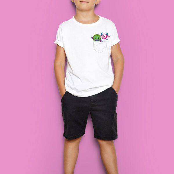 Camiseta niño/niña Arteko y Curieta 1